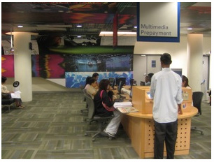Jurong Regional Library  services